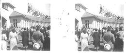 PP 07 - JEUX OLYMPIQUES DE MUNICH 1936 Entrée Du Village Olympique - Glass Slides