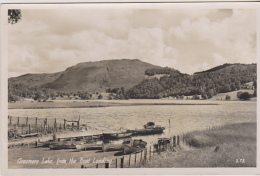 Postcard - Grasmere Lake, From The Boat Landing - Card No. S.73 - VG - Unclassified