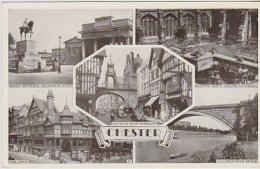 Postcard - Chester - 5 Views - Card No. 59 - VG - Unclassified