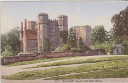 Postcard - Kenilworth Castle And Gate House - Card No. 22121 - VG - Unclassified