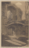 Postcard - Kenilworth Castle - Entrance To Banqueting Hall - Photo. J.J.Ward - VG - Unclassified