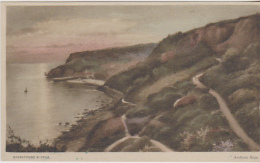 Postcard - Art - Andrew Beer - Babbacombe Slopes - VG - Unclassified