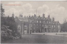 Postcard - Sandringham House, Norfolk - Card No. 2409 - VG - Unclassified