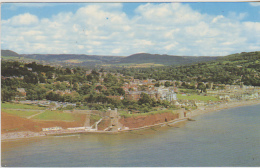 Postcard - Sidmouth - Photo By Airviews, Manchester Airport - Card No. PT1206 - VG - Unclassified