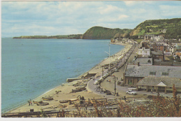 Postcard - Sidmouth - The Promenade - Card No. PT1426 - VG - Unclassified