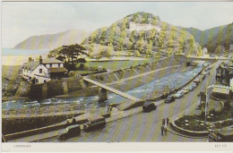 Postcard - Lynmouth - Card No. KLY 113 - VG - Unclassified