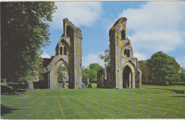 Postcard - Glastonbury Abbey, Somerset - Card No. GL/C.I. - VG - Unclassified
