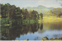 Postcard - The English Lakes Blea Tarn And Langdale Pikes  - Card No. KLD 249 - VG - Unclassified