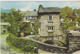 Postcard - The Old Bridge House, Ambleside  - Card No. PT21116 - VG - Unclassified