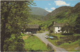 Postcard - Yewdale Fells And Tilberthwaite  - Card No. PT21658 - VG - Unclassified