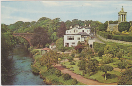 Postcard - Banks O'Doon Tea Gardens, Alloway  - Card No. PT35011 - VG - Unclassified