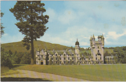 Postcard - Balmoral Castle, Royal Deeside - Card No. PT35511 - VG - Unclassified