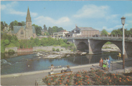 Postcard - The Brig O'Blairgowrie - Card No. PT34968 - VG - Unclassified