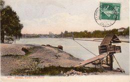 Basel - Partie Am Rhein - BL Basle-Country
