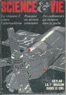 """SCIENCE ET VIE  N° 668  """" SKYLAB: LA 1ère MAISON DANS LE CIEL """" -  MAI 1973 - Science"""