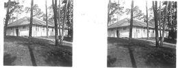 PP 17 - JEUX OLYMPIQUES DE MUNICH 1936 Village Olympique Maison à Darmstadt - Glass Slides