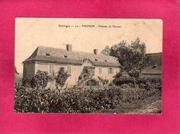 24 Dordogne, Thenon, Château De Pressac, Animée, () - France