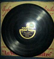"""""""Fete Au Harem"""" PRICHYSTAL Dajos BELA Disque Vinyle 78 T Trs Tours ODEON 166.074 Phonographe - 78 Rpm - Gramophone Records"""
