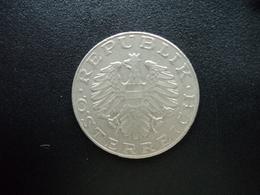 AUTRICHE : 10 SCHILLING  1980   KM 2918   TTB - Autriche