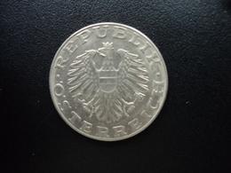 AUTRICHE : 10 SCHILLING  1981   KM 2918   SUP - Autriche