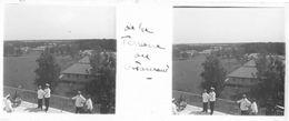 PP 21 - JEUX OLYMPIQUES DE MUNICH 1936 Vue De La Terrasse Du Restaurant - Glass Slides