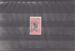 Cote Des Somalis 1909 N° 76 Oblitéré - Französich-Somaliküste (1894-1967)