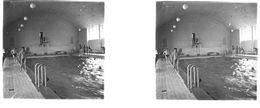 PP 26 - JEUX OLYMPIQUES DE MUNICH 1936 La Piscine D'entrainement - Glass Slides
