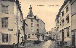 Stavelot  Rue Du Vinave    I 3075 - Stavelot