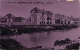 Temesvar Regatta Palota Es Korcsolya Csarnok - Romania