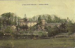 LA SALVETAT SUR AGOUT    LE CHATEAU D'ARIFAT - La Salvetat