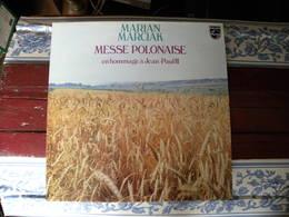 Disque Vinyle 33T Messe Polonaise En Hommage à Jean Paul II - Marian Marciak - Religion & Esotericism