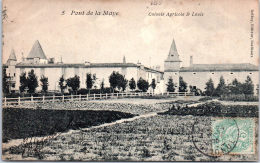 33 PONT DE LA MAYE - Colonie Agricole Saint Louis - France