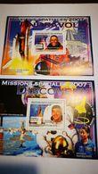 """Bloc """"mission Spaciale """"2007 - Space"""