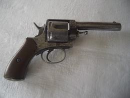 EPAVE REVOLVER - Sammlerwaffen
