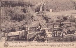 Barrage De La Gileppe Circulée En 1946 - Verviers