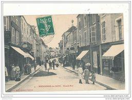 BOURBONNE LES BAINS GRANDE RUE - Bourbonne Les Bains