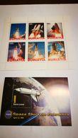 Bloc Columbia + NASA +Espace - Space