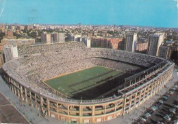 Estadio Santiago Bernabeu - Madrid