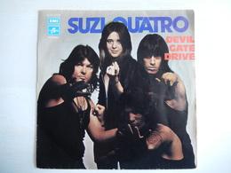 EP 45 Giri - SUZI QUATTRO - Devil Gate Driver E In The Morning - 45 G - Maxi-Single