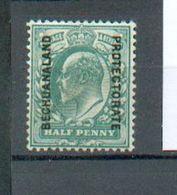 D 75 - BECHUALAND - YT 22 * - 1885-1964 Protectoraat Van Bechuanaland
