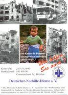 Allemagne - Deutsche Nothilfe Dienst E.V. - Fondation D'aide à La Bosnie Herzégovine - 5592 - Missions