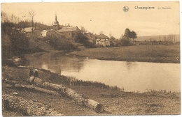 Chassepierre NA1: La Semois 1923 - Chassepierre