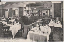 D41 -  BLOIS - GRAND HOTEL DE LA GARE ET TERMINUS - SALLE DE RESTAURANT - Blois