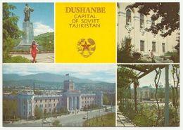 Dusanbe Capital Of Soviet Tajikistan - Tajikistan