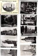 Sint Truiden St. Trond Aandenken Souvenir De  Mapje Met 10 Kleine Snapshots Real Photo (volledig) - Sint-Truiden