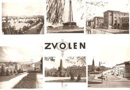 02/FG/18 - SLOVACCHIA - ZVOLEN: Vedutine - Slovacchia