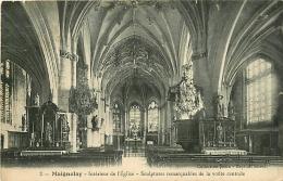 Maignelay. Intérieur De L'église - Maignelay Montigny