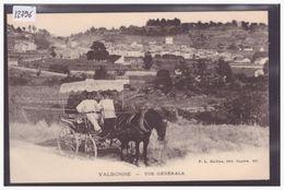VALBONNE - ATTELAGE  - TB - Frankrijk