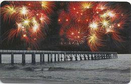 Namibia - Telecom Namibia - Happy New Year Fireworks - 10$, 2001, Used - Namibia