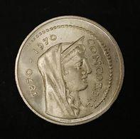 ITALIA 1946-2001  1000 LIRE 1970 ROMA CAPITALE FDC COD. D.6616 - 1946-… : Repubblica